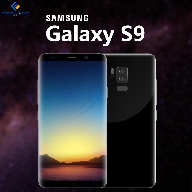 三星Galaxy S9曝光:完美外形号召配件厂商前来打call