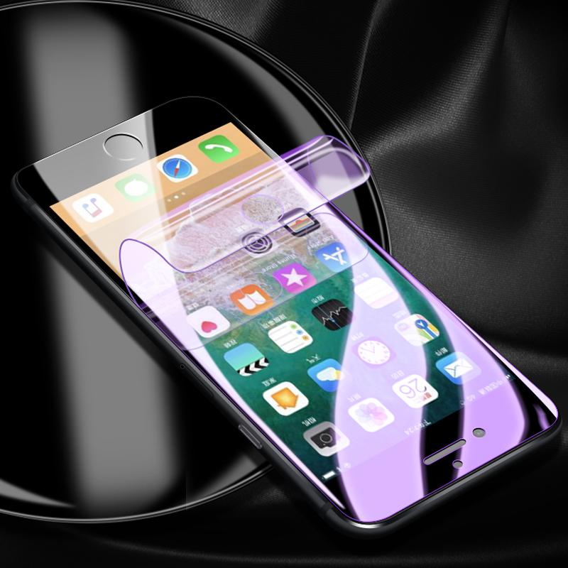 手机水凝膜使用方法:喷水与不喷水的贴膜方法有什么不一样