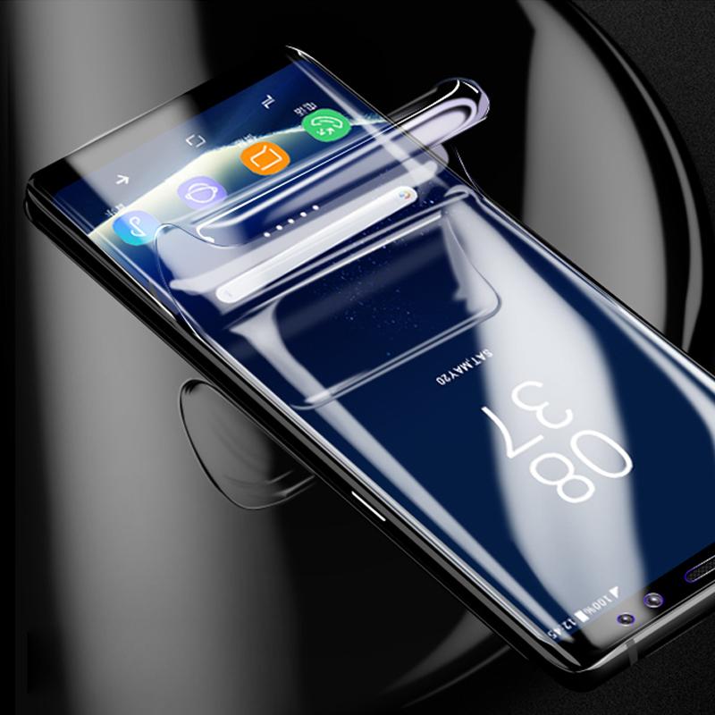 佩晟科技手机保护膜知识在线:浅谈下目前市面上钢化膜和水凝膜