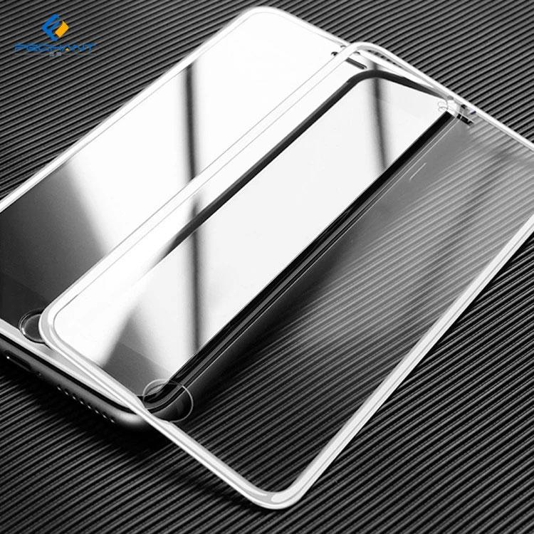 2.5D透明钢化膜外观检验标准